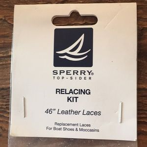 Sperry Other - Sperry Relacing Kit